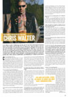 Ox Magazine (Germany) interview